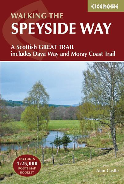 The Speyside Way als Buch (gebunden)