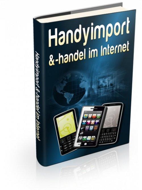 Handyimport & -handel im Internet als eBook Dow...