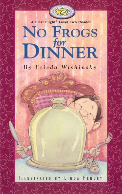 No Frogs for Dinner als Taschenbuch