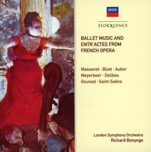 Ballett-und Zwischenaktmusiken als CD
