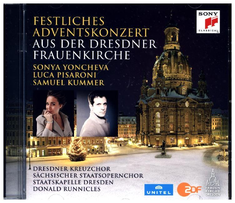 Festliches Adventskonzert aus der Dresdner Frau...