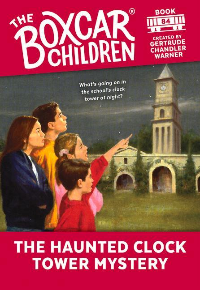 The Haunted Clock Tower Mystery als Taschenbuch