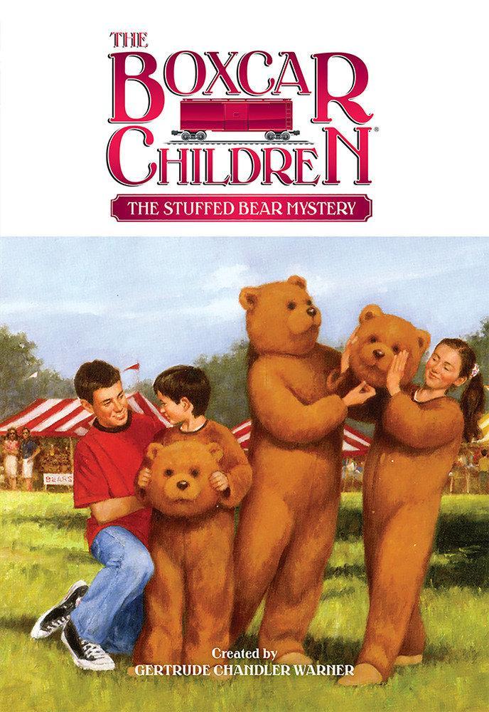 The Stuffed Bear Mystery als Taschenbuch