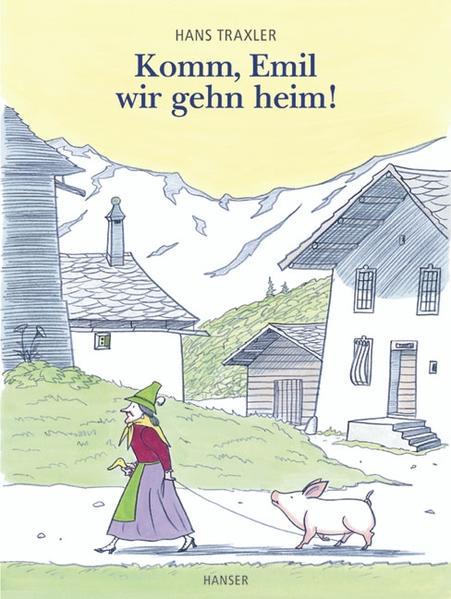 Komm, Emil, wir gehn heim! als Buch