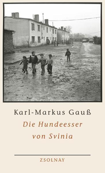 Die Hundeesser von Svinia als Buch
