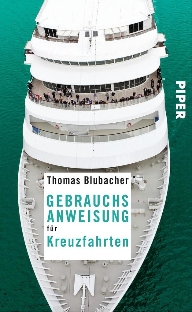 Gebrauchsanweisung für Kreuzfahrten als eBook D...