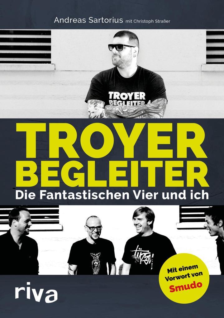 Troyer Begleiter als eBook Download von Andreas...