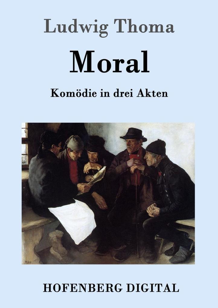 Moral als eBook