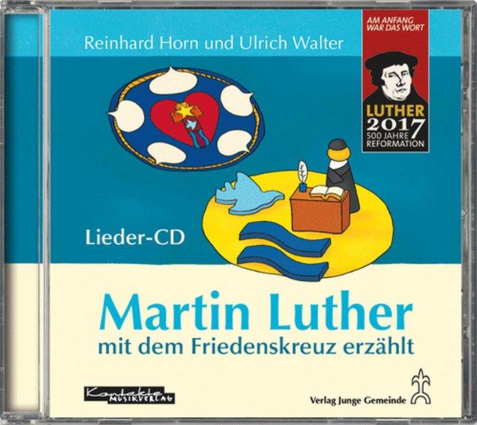 Ulrich, W: Martin Luther mit dem Friedenskreuz ...