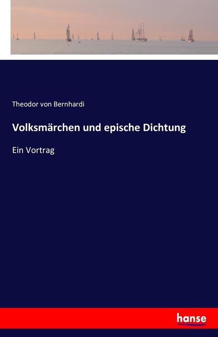 Volksmärchen und epische Dichtung als Buch (gebunden)