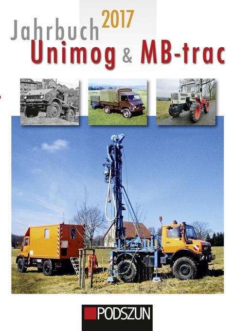 Jahrbuch Unimog & MB-trac 2017 als Buch von