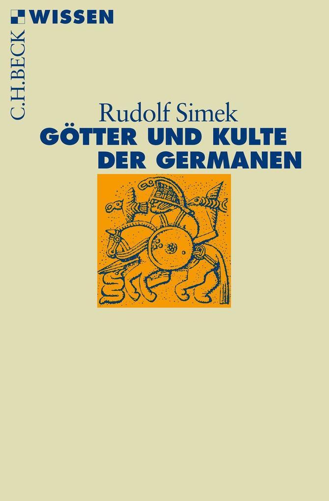 Götter und Kulte der Germanen als Taschenbuch