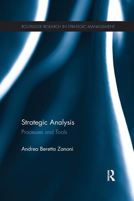Strategic Analysis als Taschenbuch