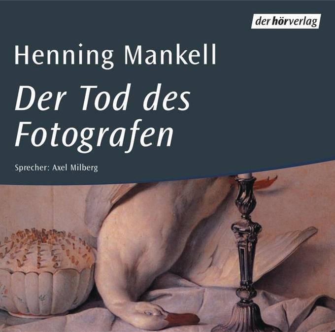 Der Tod des Fotografen. 2 CDs als Hörbuch