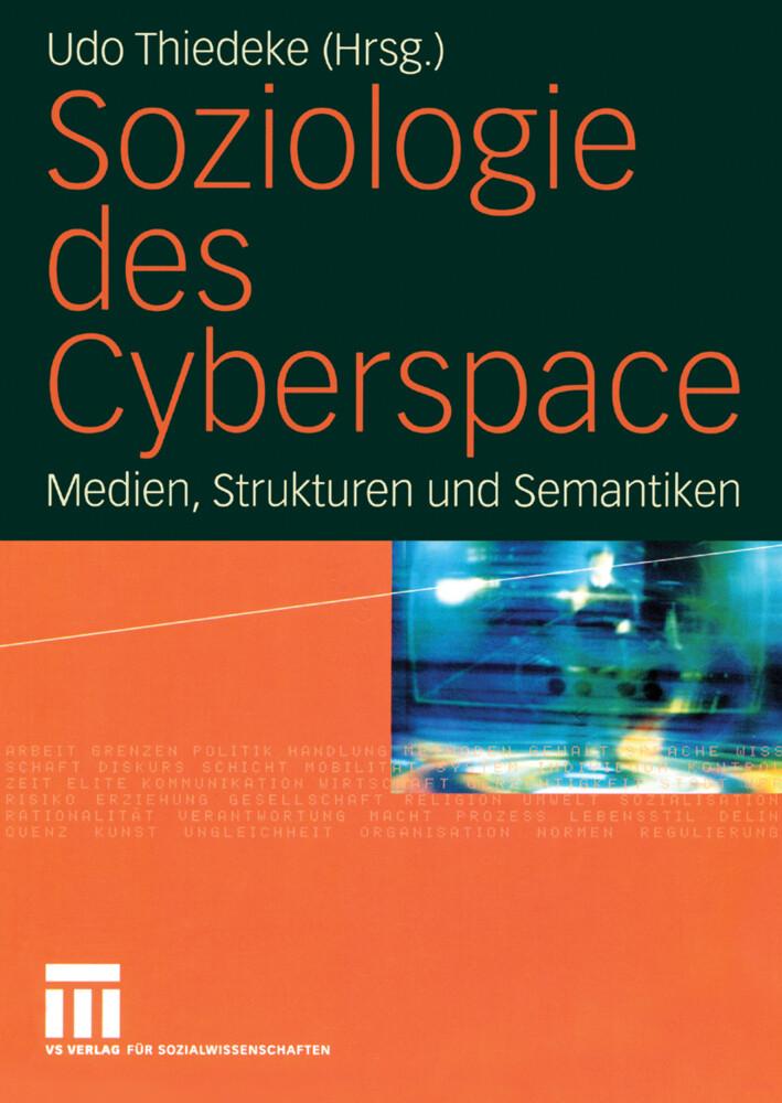 Soziologie des Cyberspace als Buch