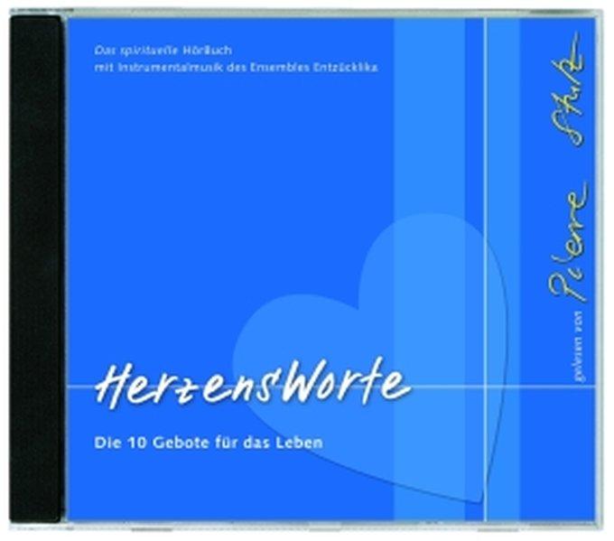 HerzensWorte, 1 Audio-CD als Hörbuch