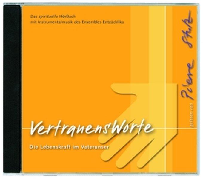 VertrauensWorte, 1 Audio-CD als Hörbuch