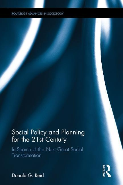 Social Policy and Planning for the 21st Century als Buch (gebunden)
