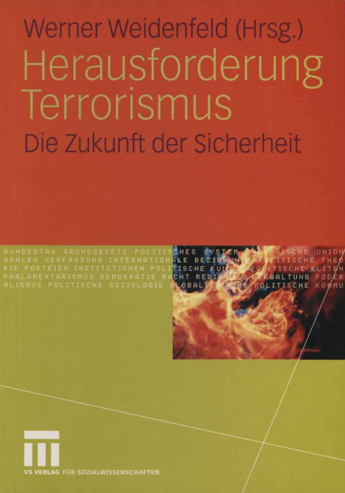 Herausforderung Terrorismus als Buch