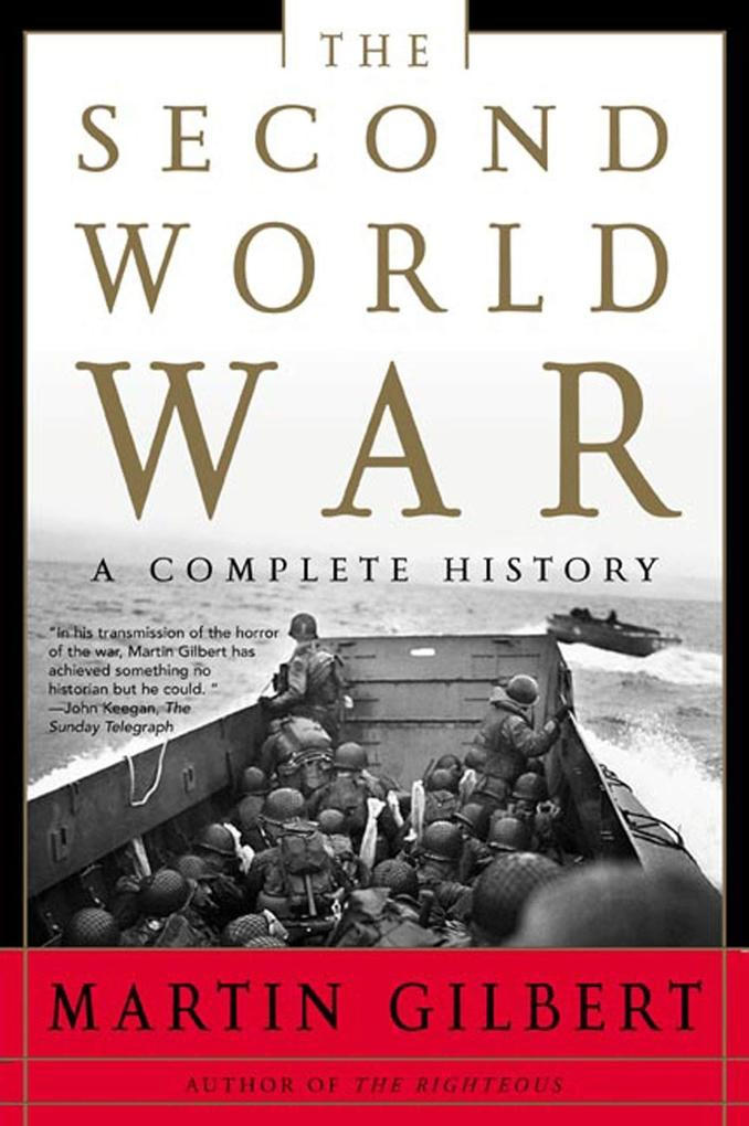 The Second World War: A Complete History als Taschenbuch