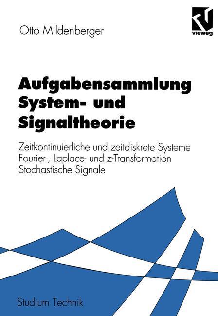 Aufgabensammlung System- und Signaltheorie als Buch