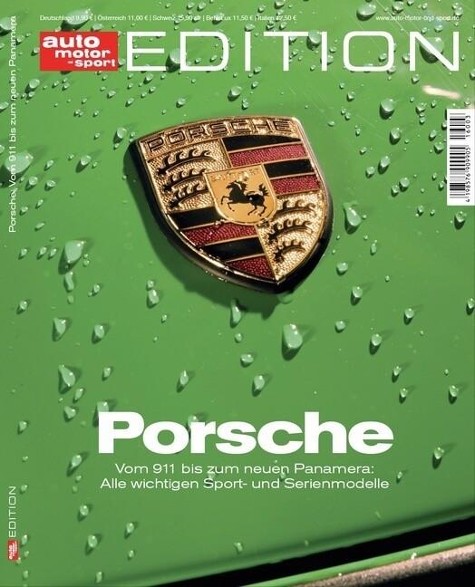 auto motor und sport Edition - Porsche als Buch...