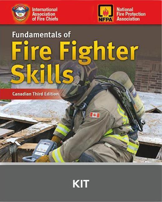Canadian Fundamentals of Fire Fighter Skills als Buch (gebunden)