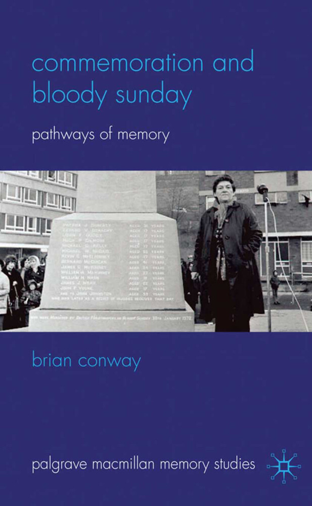 Commemoration and Bloody Sunday als Buch (gebunden)
