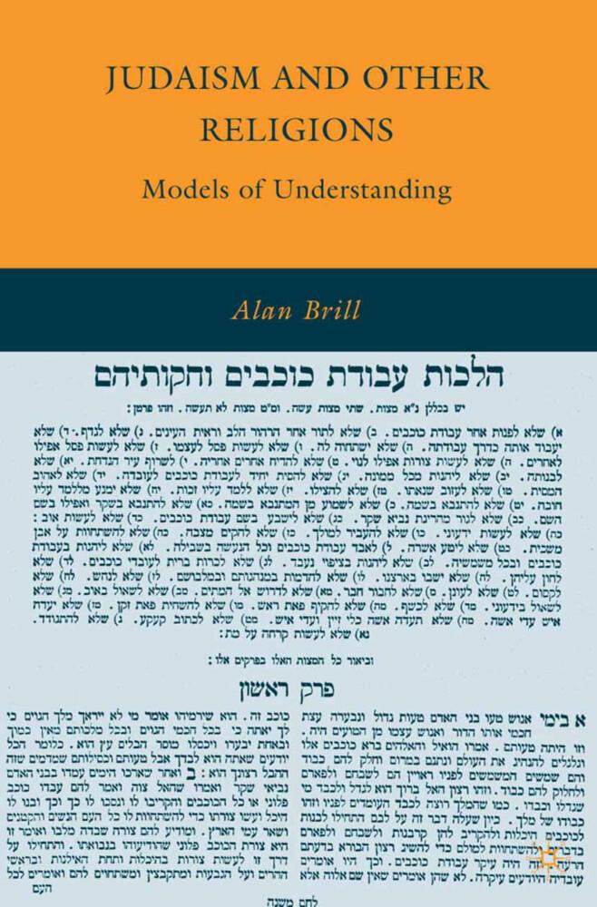 Judaism and Other Religions als Buch von Alan B...