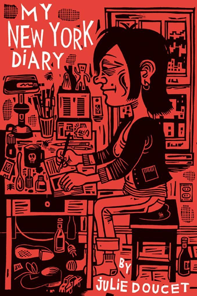 My New York Diary als Taschenbuch