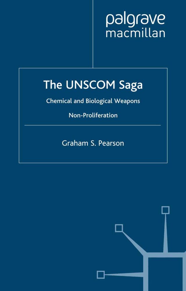 The UNSCOM Saga als Buch (gebunden)