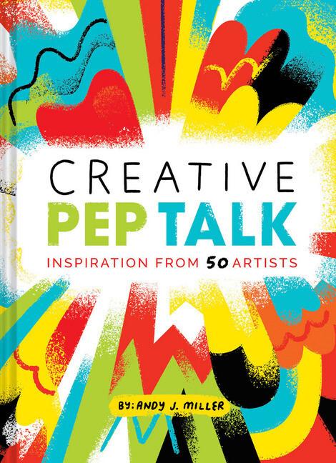 Creative Pep Talk als Buch (gebunden)