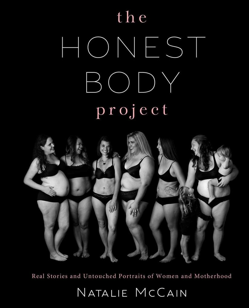 The Honest Body Project als Buch (gebunden)