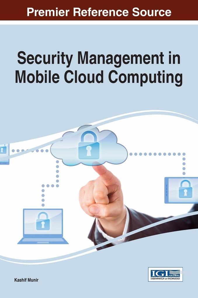 Security Management in Mobile Cloud Computing als Buch (gebunden)