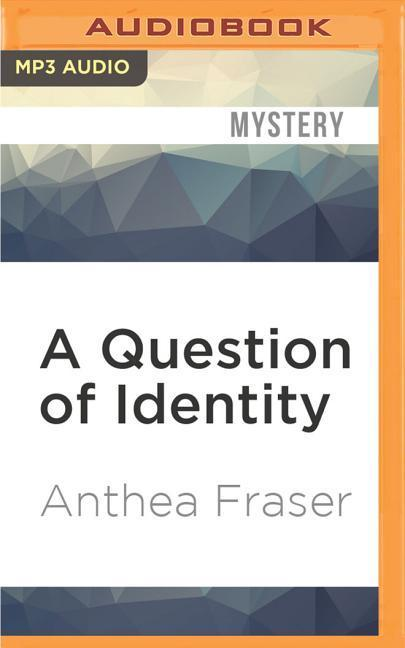 A Question of Identity als Hörbuch CD