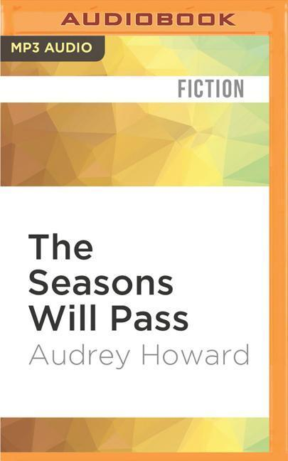 The Seasons Will Pass als Hörbuch CD