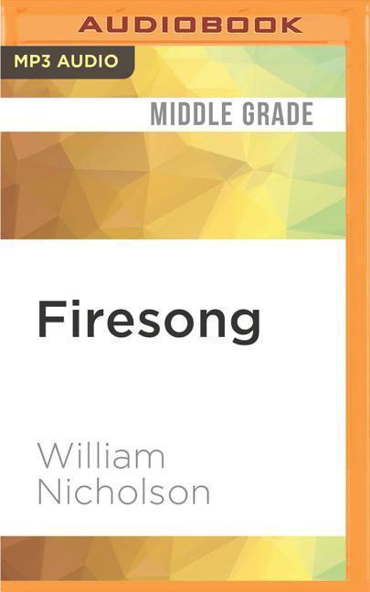 Firesong als Hörbuch CD