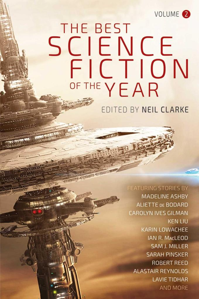The Best Science Fiction of the Year als Taschenbuch