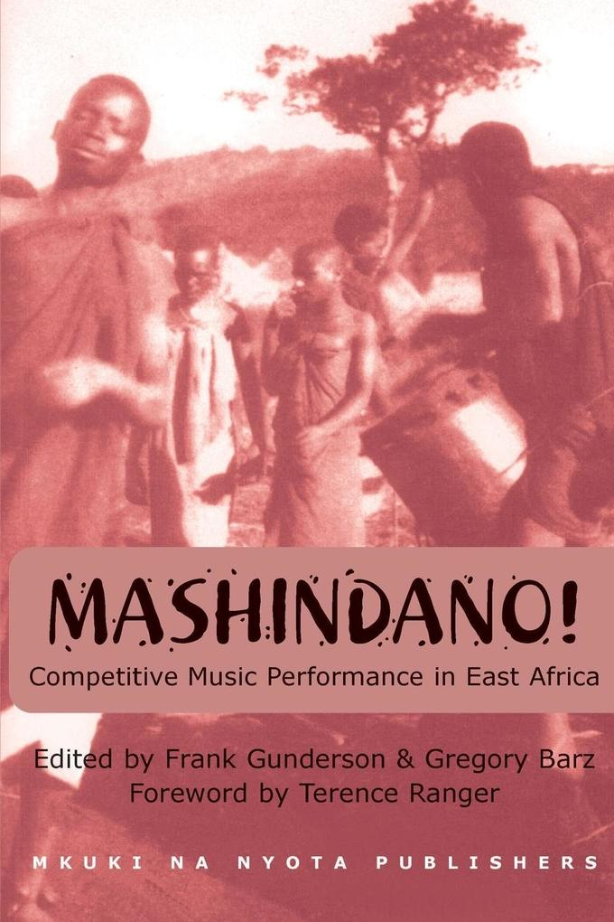 Mashindano! Competetive Music Perfforman als Buch