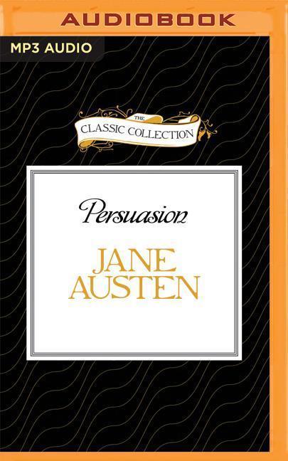 Persuasion als Hörbuch CD