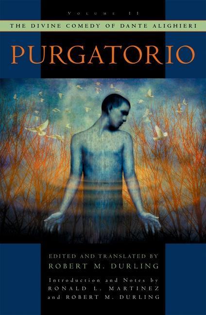 Divine Comedy of Dante Alighieri: Volume 2: Purgatorio als Taschenbuch