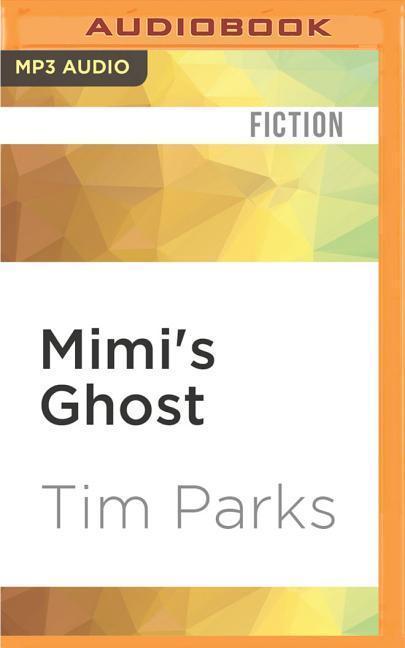 Mimi's Ghost als Hörbuch CD