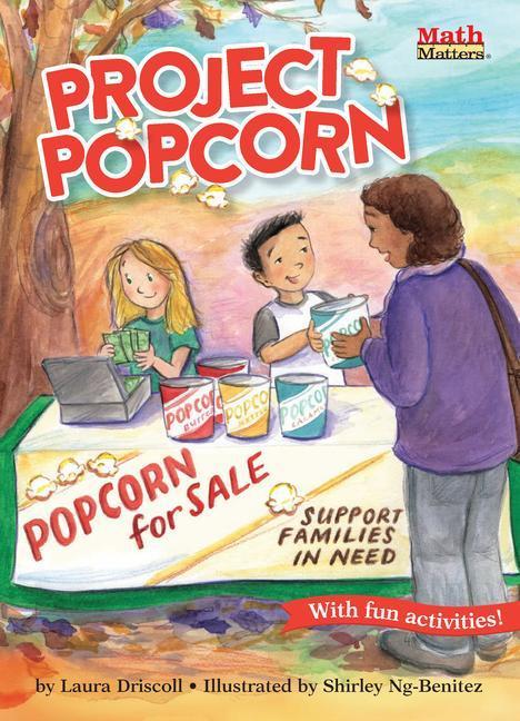 Project Popcorn: Mean/Median/Mode als Taschenbuch