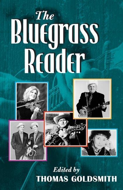 The Bluegrass Reader als Buch (gebunden)