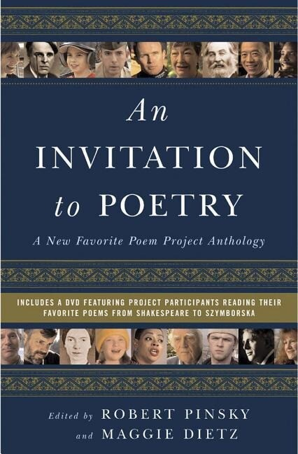 An Invitation to Poetry: A New Favorite Poem Project Anthology als Buch