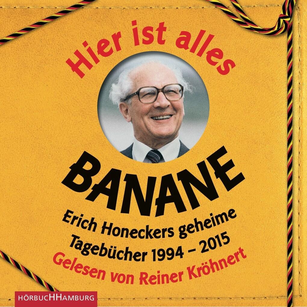 Hier ist alles Banane als Hörbuch Download von