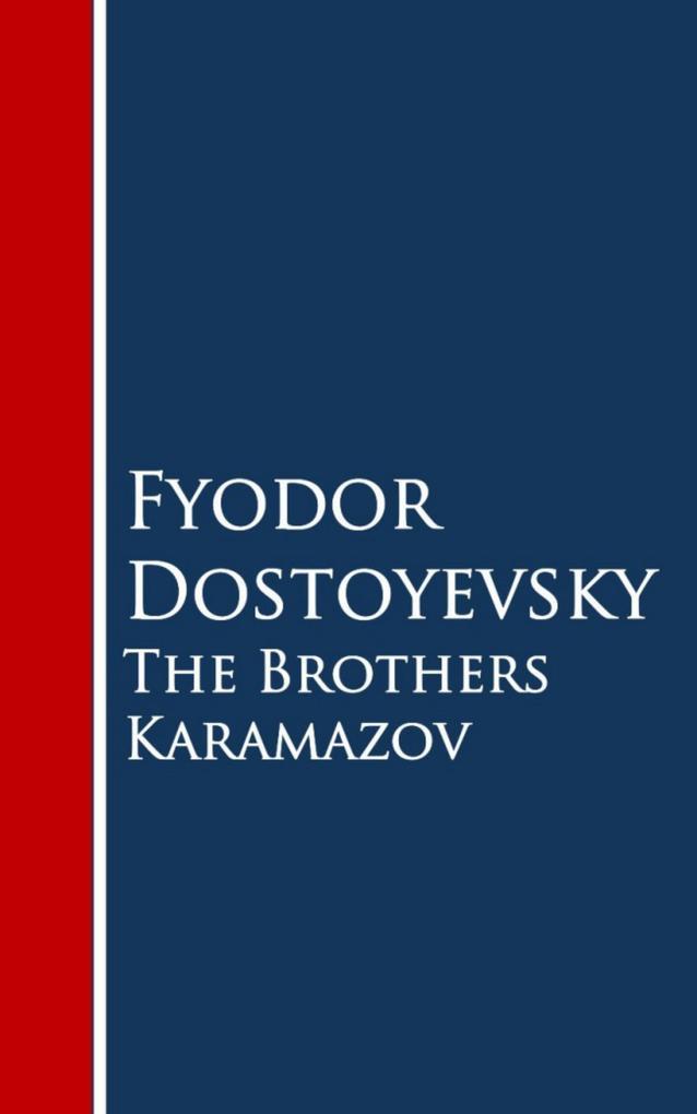 The Brothers Karamazov als eBook epub