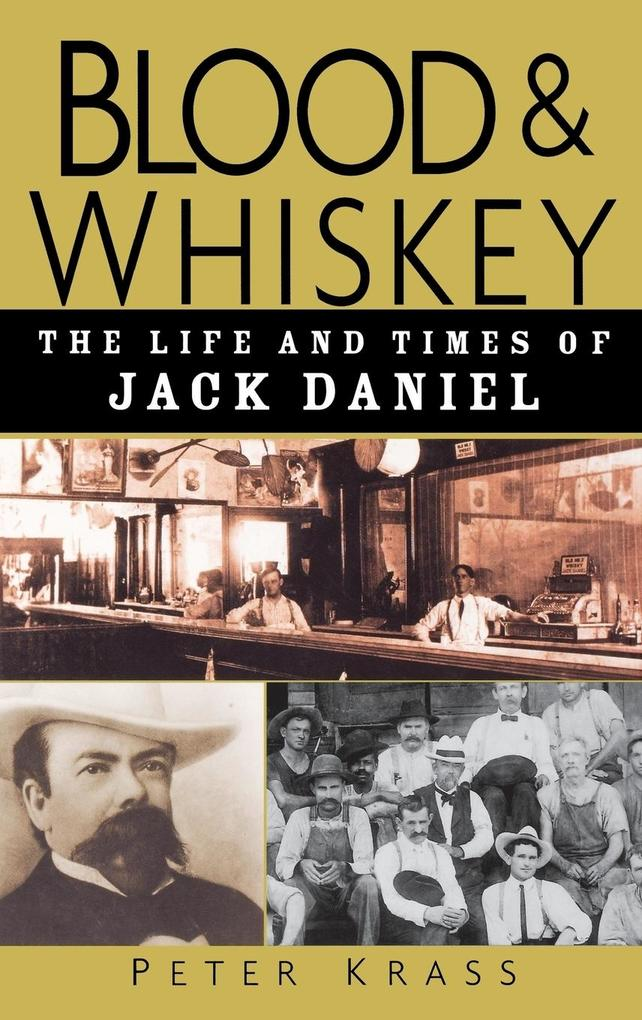 Blood and Whiskey als Buch