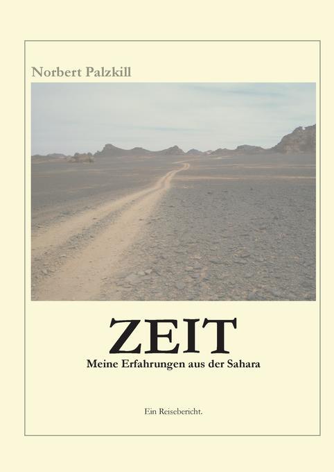 Zeit als Buch von Norbert Palzkill