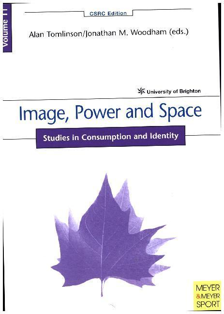 Image, Power and Space als Buch von Alan Tomlin...